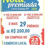 NOTA PREMIADA 2019 – CERRO GRANDE